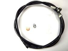 FORMULA R1 RX RO ONE - FRONT BRAKE HOSE APPROX 83CM INC UNIONS & OLIVES - ITEM C