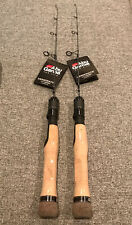 "(Set Of 2) Abu Garcia Venerate 23"" Ice Fishing Rods AVNRTICE23UL"