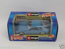[PF3-41] BBURAGO BURAGO 1/43 STREET FIRE COLLECTION #4191 PORSCHE 928 BLUE NEW