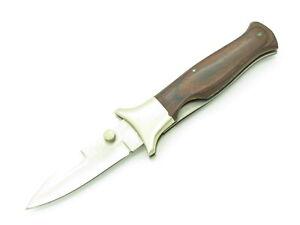Vtg Unmarked Seki Japan Parker Model Folding Boot Linerlock Pocket Knife *Blem