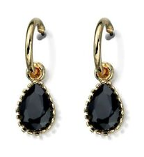 Fiorelli black and Gold earrings New and Original packaging RRP £16.00