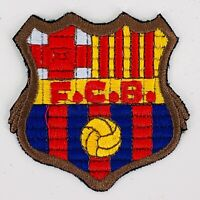 Escudo Fc Barcelona Meyba Badge Crest Patch for Shirt Jersey