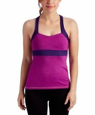 Abbigliamento sportivo da donna viola in jersey