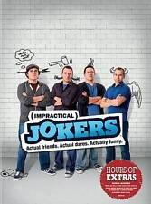 Impractical Jokers: Complete First Season (DVD, 2013, 2-Disc Set) + Covers Slip