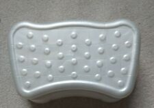 Toddler white step stool In Good Condition As Shown