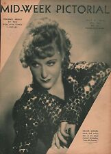1935 Opera & Screen Legend Grace Moore as portrayed in Love Me Forever