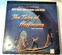 The Tales of Hoffmann,  On The Criterion Collection Laserdisc