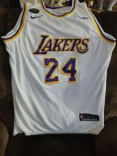 Kobe Bryant Autographed Jersey W/C.O.A.