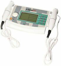 GIMA I-Tech UT2 Ultrasuonoterapia con 2 Sonde (28358)