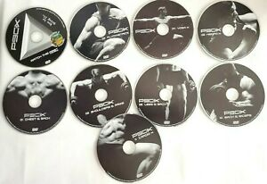 P90X Replacement Disc - INDIVIDUAL YOU CHOOSE - TESTED