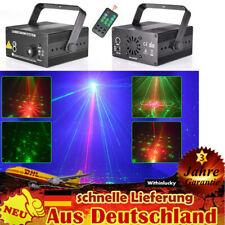 LED láser bühnenlicht proyector RG azul discoteca DJ laser-proyector de luz-efectos