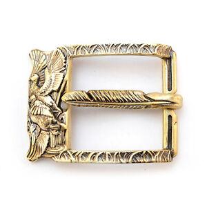 Belt buckle Duck Season Hunter trophy gift brass buckle for 1.5 inch casual belt