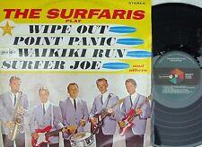 Surfaris OZ Reissue LP Surfaris play EX MCA Surf Instrumental Frat Rock