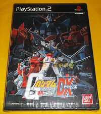 MOBILE SUIT GUNDAM FEDERATION VS ZEON DX Ps2 Vers NTSC Giapponese ○○○ NEW SEALED