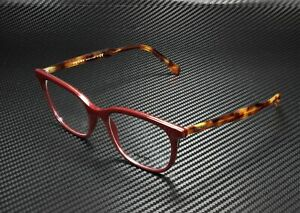 PRADA PR 05VV 2701O1 Bordeaux Demo Lens 53 mm Men's Eyeglasses