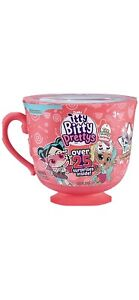 NEW Itty Bitty Prettys Tea Party Teacup Dolls Playset (with Over 25 Surprises!)