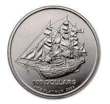 2009 Cook Islands 1 oz Platinum Bounty Coin - SKU #115832