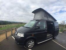 VW Transporter T5 4 Berth Pet Friendly Campervan for hire £600 Weekly rental