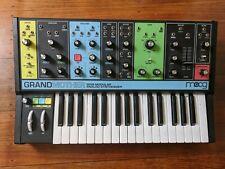 Moog Grandmother Semi-Modular Synthesizer.