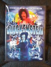 Blackenstein (DVD, 2003) rare horror authentic us b-movie cult