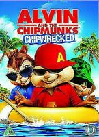 Alvin And The Chipmunks - Chipwrecked DVD Neuf DVD (5159101000)