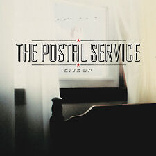 The Postal Service - Give Up SEALED NEW LP w/ download card! Ben Gibbard