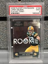 2008 Playoff Contenders | Jordy Nelson Rookie | 19904467 | MINT | Ships Fast