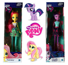 My Little Pony Equestria Girls Twilight Sparkle & Fluttershy Action Figures Doll