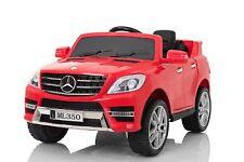 Lizenz Kinder Elektro Auto Mercedes ML350 V2 2x 25W 12V 2.4G RC