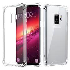 Samsung S9 Plus Case Cover, Samsung Galaxy S9 Plus Crystal Clear Bumper Moko