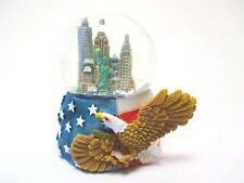 New York Schneekugel World Trade Center,Freedom Tower,Empire,Eagle