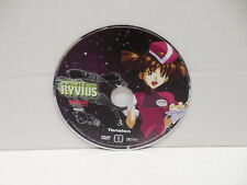 Infinite Ryvius Vol. 3 Tension DVD Anime Cartoon NO CASE