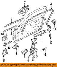 EA0158560B Mazda Regulatorrwindow EA0158560B