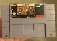 Clue Super Nintendo Entertainment System SNES Game ~ Tested & Working ~Authentic