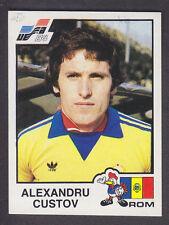 Panini - Euro 84 - # 200 Alexandru Custov - Romania