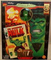 Marvel Famous Covers Avengers Incredible Hulk The Eve Of Annihilation Comic MISB