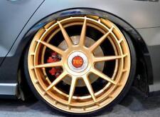 19 Zoll ASA Tec GT8 Alu Felgen für Audi VW Skoda Seat GTI S3 R32 R Concave Gold