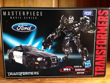 Takara/Hasbro Transformers Masterpiece Movie Series MPM-05 Barricade MISB