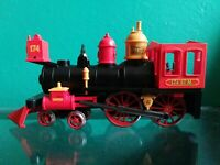 Playmobil western train locomotive 4034 4054