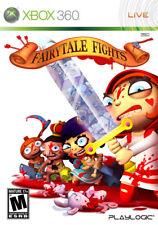 Fairytale Fights Xbox 360 New Xbox 360