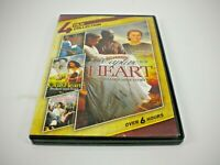 4 FILM COLLECTION CAPTIVE HEART DVD (GENTLY PREOWNED)