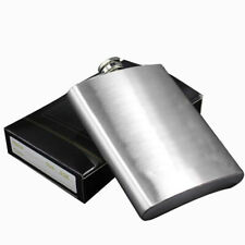Hip Flask Set Drinkware Cup Portable Whiskey Liquor Stainless Steel Wine Bottle