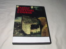 Family Survival Course DVD-ROM Anti-Crisis Instruction Techniques Be Prepared!