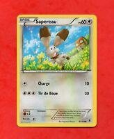 Pokémon n° 87/119 - SAPEREAU   (A5870)