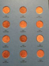CANADA SMALL CENTS 1989-2012