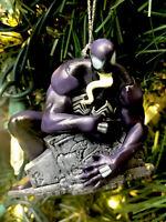2020 Spider-Man As Venom Christmas Tree Ornament  Spidy Spiderman New