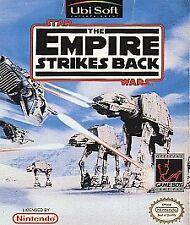 Star Wars: The Empire Strikes Back (Nintendo Game Boy, 1992)
