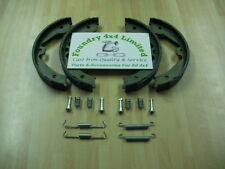 Range Rover L322 HandBrake Shoe Kit
