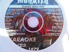 Monster Hits Karaoke CD+G vol-1079/Boddy Holly Lloyd Price,Jan and Dean,Coasters
