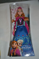 2013 Disney Frozen Anna Of Arendelle 12 Inch Doll